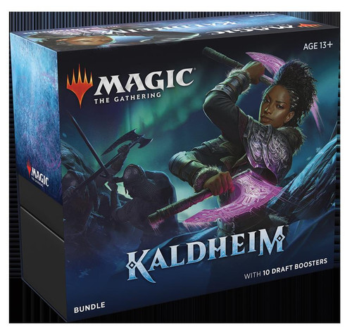 (Preorder) Magic The Gathering Sealed: Kaldheim - KHM Bundle