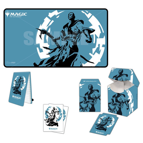 Card Sleeves: MTG Sleeves - Teferi Accessories Bundle