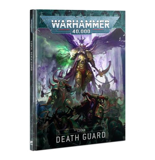 (Preorder) Warhammer 40K: Chaos Space Marines - Codex: Death Guard (9th Ed.)