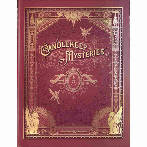 (Preorder) Dungeons & Dragons: Books - Candlekeep Mysteries (Alt. Art)