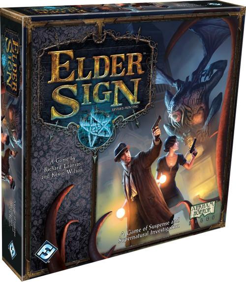 Board Games: Staff Recommendations - Elder Sign