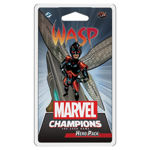 Card Games: Marvel Champions - Wasp Hero Pack