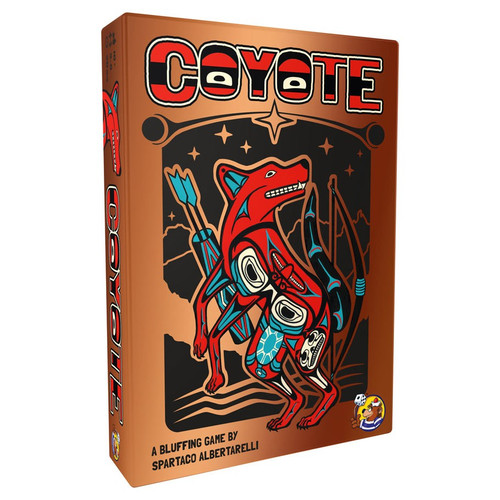 Board Games: Coyote