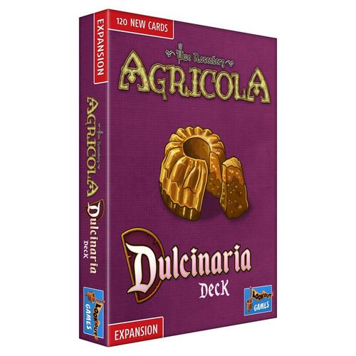 Board Games: Agricola: Dulcinaria Deck Expansion