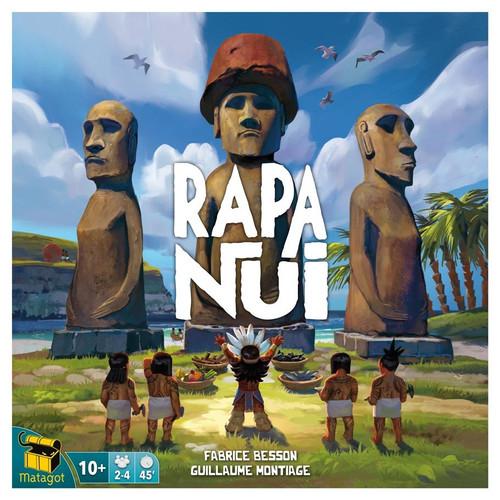 Board Games: Rapa Nui
