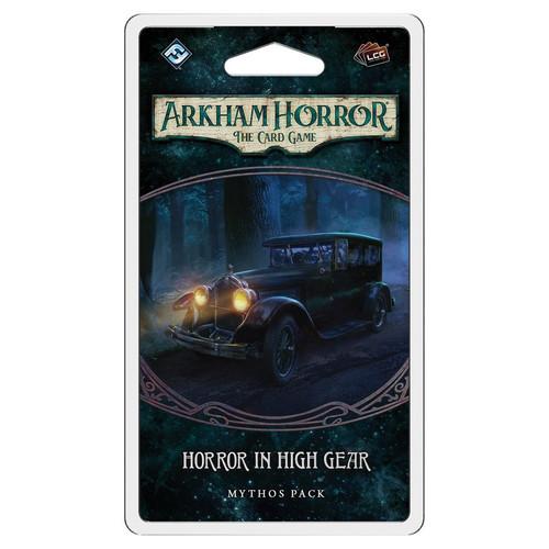 Card Games: Arkham Horror - Horror In High Gear Mythos Pack