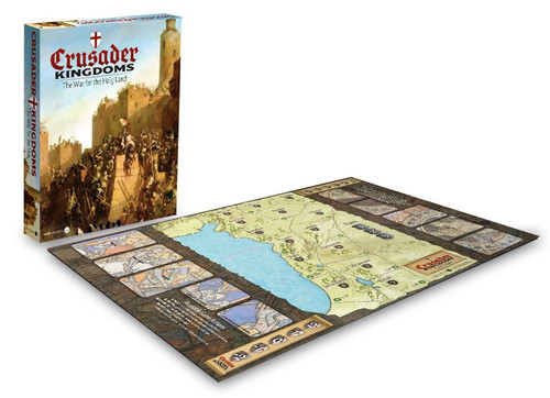 Board Games: Crusader Kingdoms - The War for the Holy Land