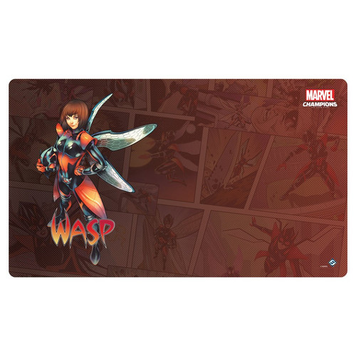 Playmats: Other Printed Playmats - Marvel Champions LCG - Wasp Game Mat