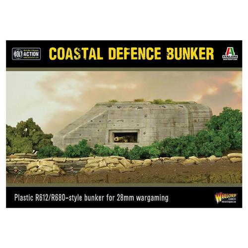 BA: Coastal Defence Bunker