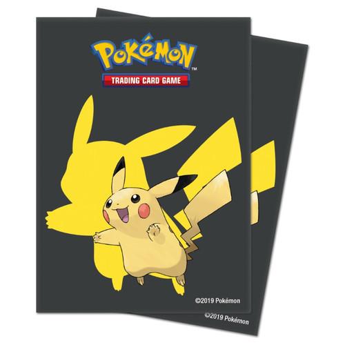 Pokemon: Pikachu 2019 Deck Protectors (65)