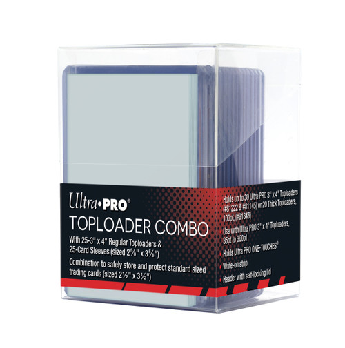 Toploader Combo (25)