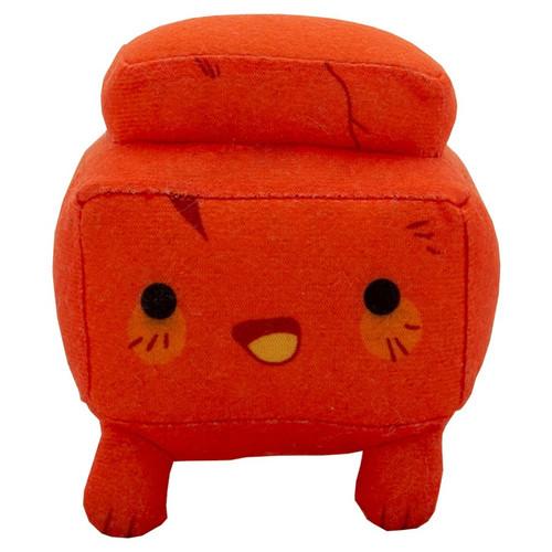 Stuffed Toys: Catanimal Plushies: Catan Brick Sprite