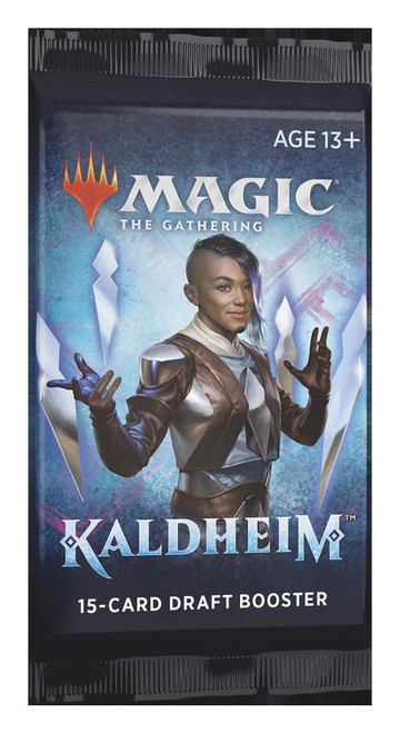 Magic The Gathering Sealed: Kaldheim - KHM Draft Booster Pack