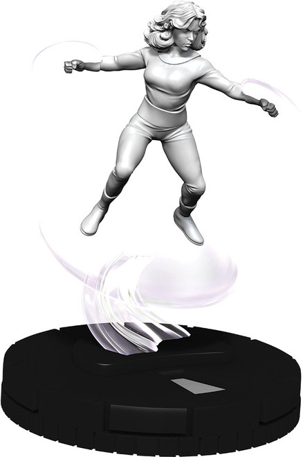 HeroClix: Marvel: Deep Cuts Unpainted Minis - Invisible Woman