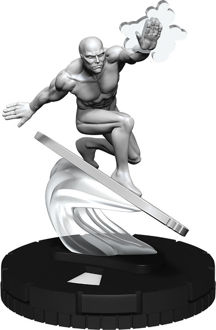 HeroClix: Marvel: Deep Cuts Unpainted Minis - Silver Surfer