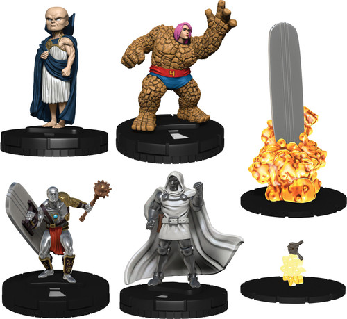 HeroClix: Marvel Heroclix: Fantastic Four Future Foundation Booster Brick