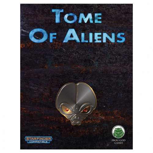 Miscellanous RPGs: SFRPG: Tome of Aliens