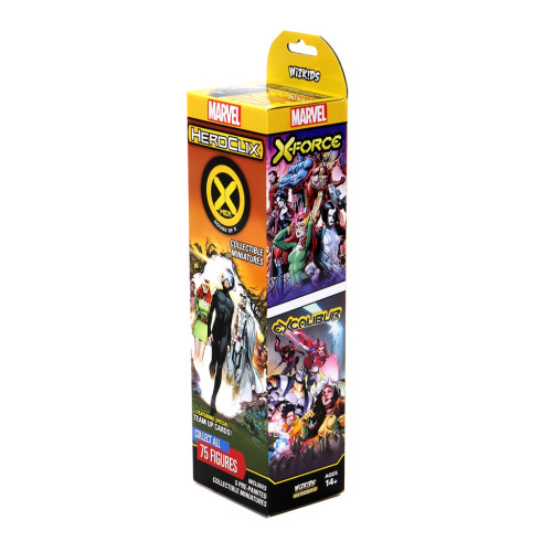 HeroClix: Marvel: X-Men House Of X Booster