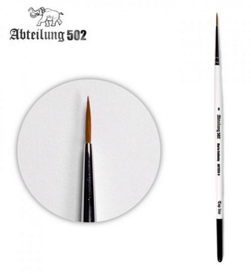 Brushes: Marta Kolinsky Brush 0