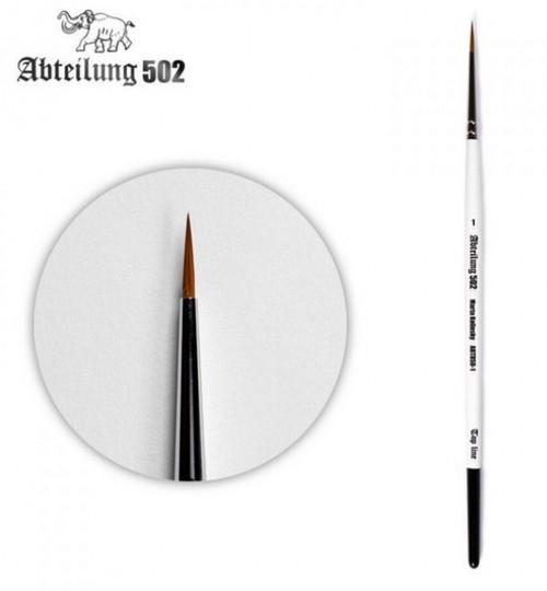 Brushes: Marta Kolinsky Brush 1