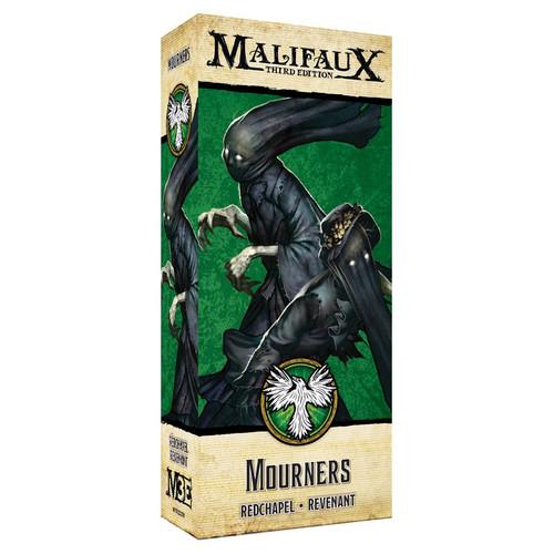 Malifaux: Resurrectionists - Mourners