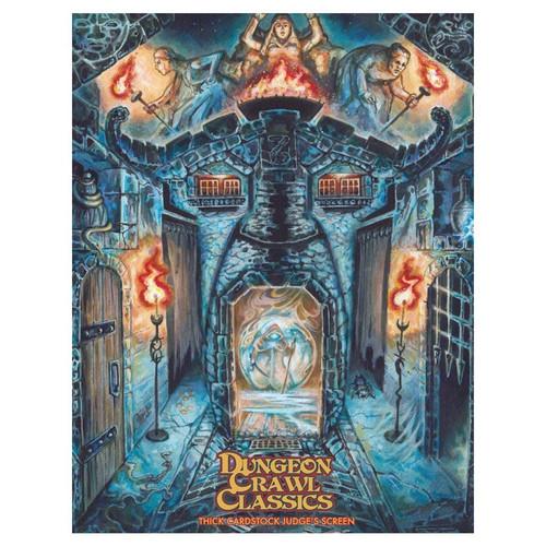 Dungeon Crawl Classics: Judges Screen - Thick