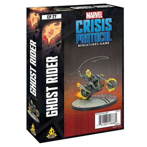 Marvel: Crisis Protocol: Ghost Rider Character Pack