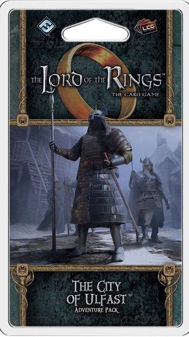 Card Games: Lord of the Rings - The City Of Ulfast Adventure Pack