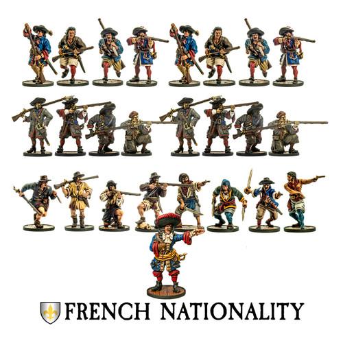 Blood & Plunder: French Nationality Set