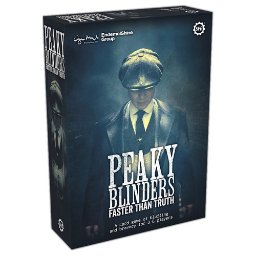 Card Games: Peaky Blinders: Faster Than Truth