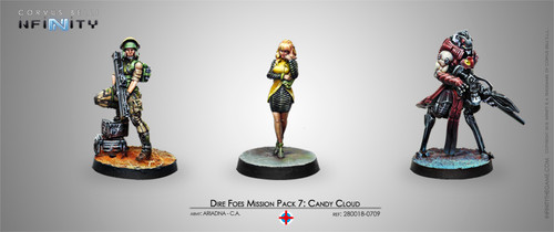 Infinity: Dire Foes Mission Pack 7: Candy Cloud