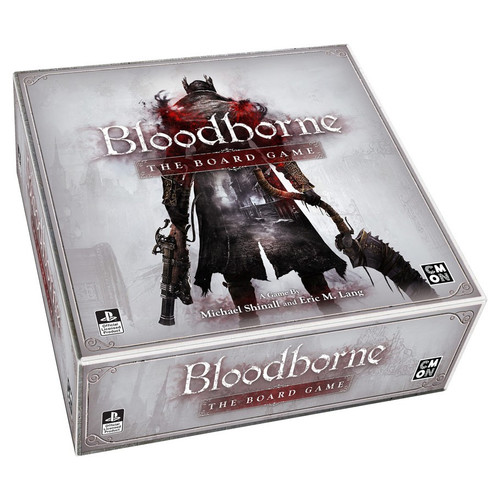 Board Games: Staff Recommendations - Bloodborne: The Board Game