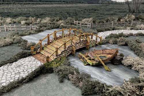 Terrain/Scenery: Battle Systems: Bridge