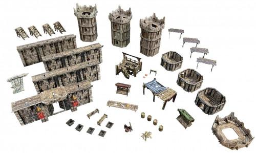 Terrain/Scenery: Battle Systems: Fantasy Citadel