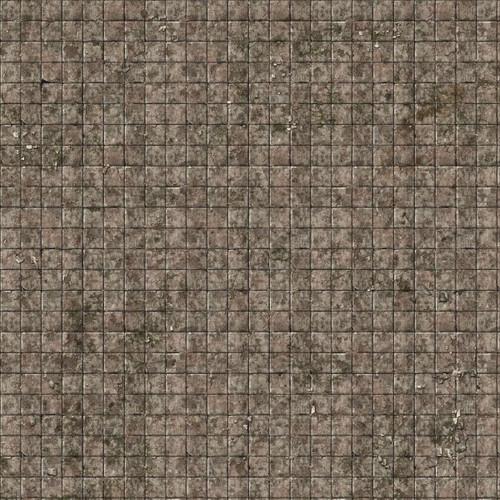 Terrain/Scenery: Battle Systems: Flagstone Floor Gaming Mat 2x2