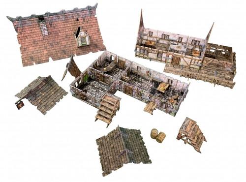 Terrain/Scenery: Battle Systems: Tavern