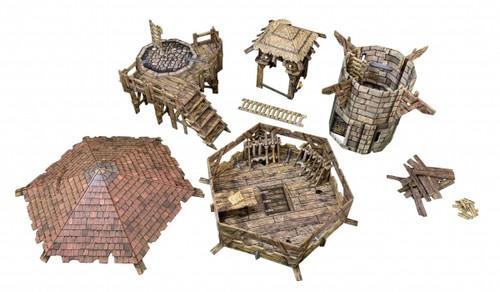 Terrain/Scenery: Battle Systems: Watchtower