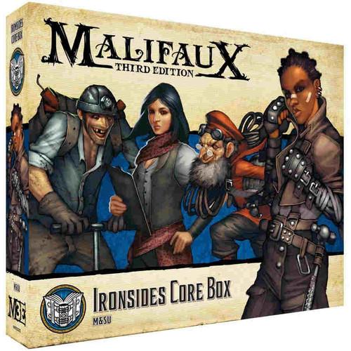 Malifaux: Arcanists - Ironsides Core Box