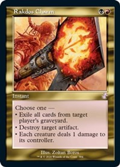 Rakdos Charm [Foil] - Time Spiral: Remastered
