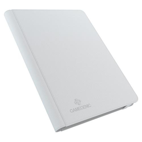 Card Binders: White Prime Album 18-Pocket