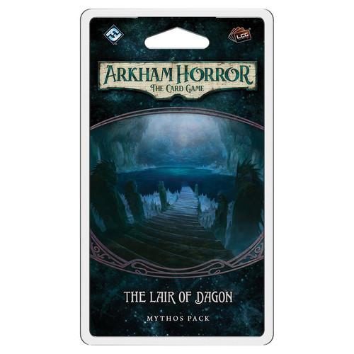 Card Games: Arkham Horror - The Lair Of Dagon Mythos Pack
