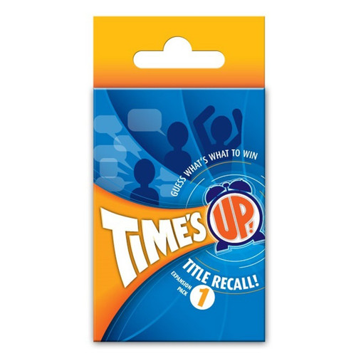 Card Games: Time's Up!: Title Recall Expansion Pack 1