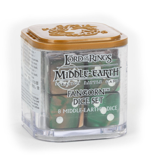 Middle Earth Strategy Battle Game: Fangorn Dice Set