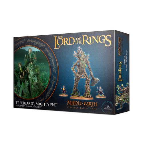 Middle Earth Strategy Battle Game: Treebeard, Mighty Ent