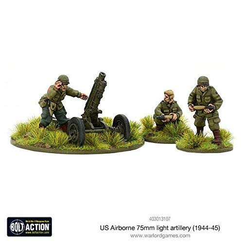 Bolt Action: US Airborne 75mm Light Artillery (1944-45)