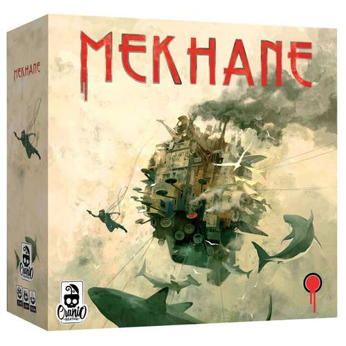 Card Games: Mekhane