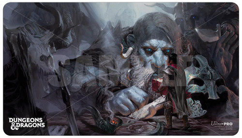 Playmats: Other Printed Playmats - Volo's Guide to Monsters D&D Playmat