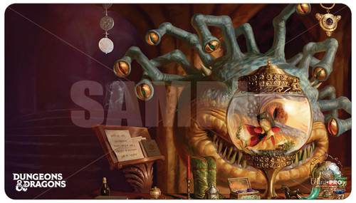 Playmats: Other Printed Playmats - Xanathar's Guide to Everything D&D Playmat
