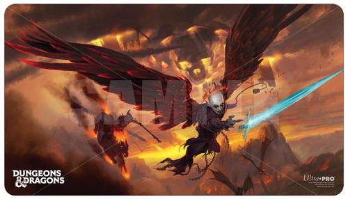 Playmats: Other Printed Playmats - Baldur's Gate Descent Into Avernus D&D Playmat