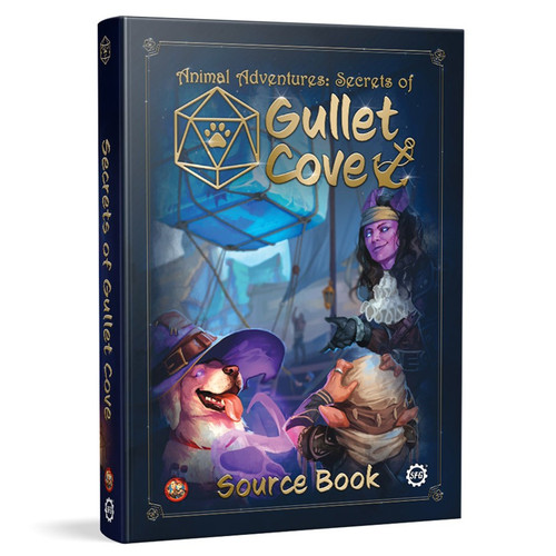Miscellanous RPGs: Animal Adventures: Secrets Of Gullet Cove Source Book